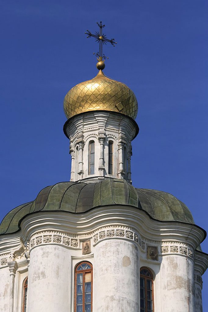Church of St John Chrysostomos 1702, Chernigov, Ukraine : Stock Photo