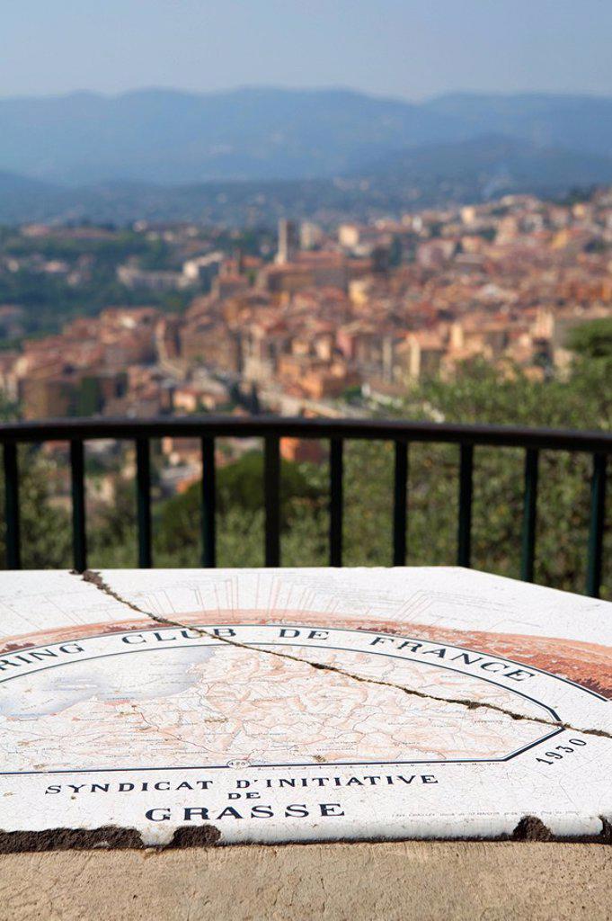 Stock Photo: 1609-22915 Grasse, Provence, France