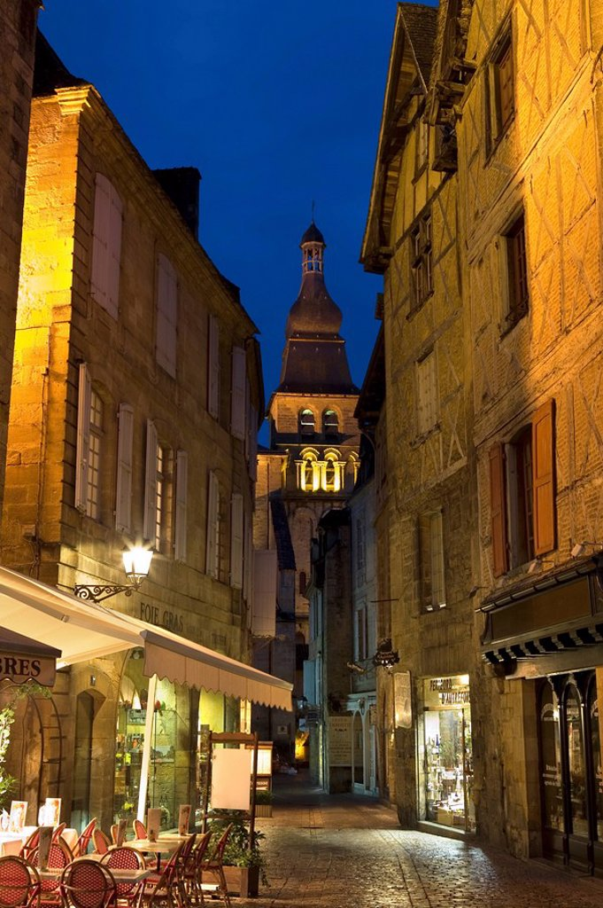 Stock Photo: 1609-23014 Sarlat, Dordogne, France