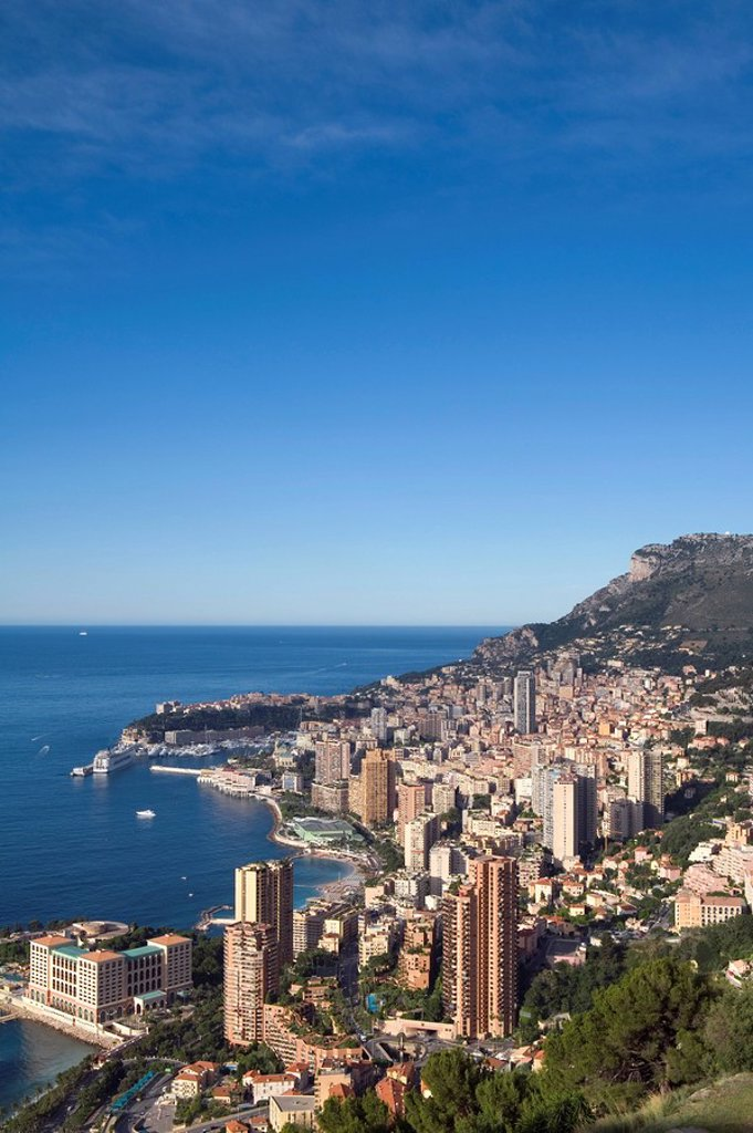 Stock Photo: 1609-23097 Monte Carlo, Monaco, French Riviera