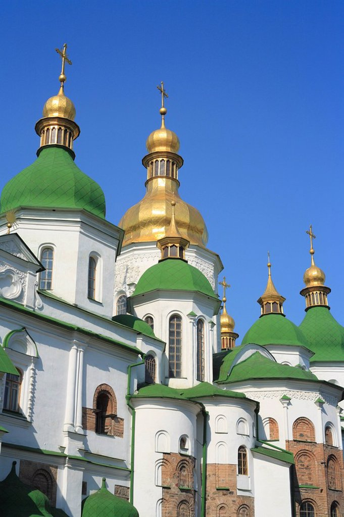 Stock Photo: 1609-23667 Saint Sophia Cathedral, Kiev, Ukraine