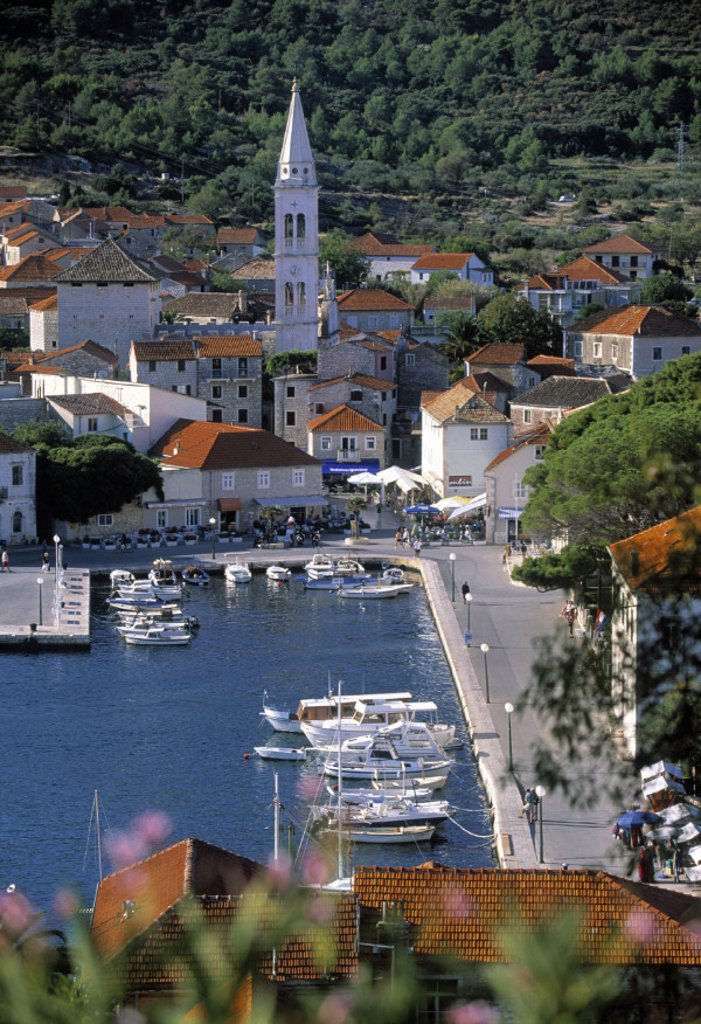 Stock Photo: 1609-2383 Hvar, Hvar Island, Croatia