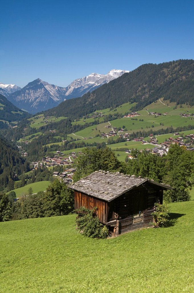 Stock Photo: 1609-24231 Alpbach, Tirol, Austria