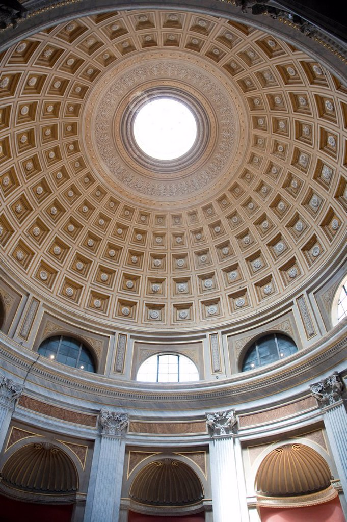 Stock Photo: 1609-25265 Musei Vaticani, Rome, Italy