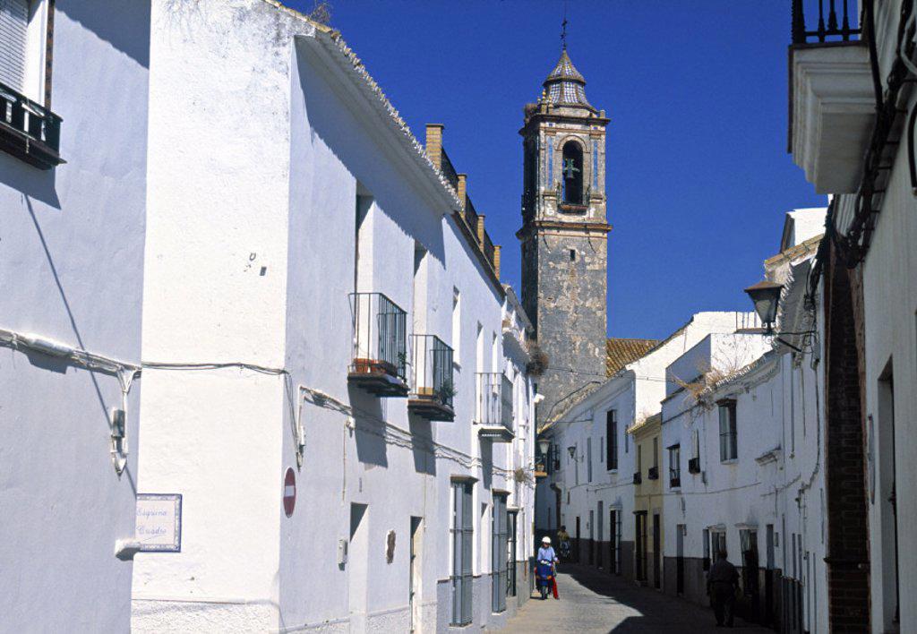 Stock Photo: 1609-3347 Bornos, Andalucia, Spain