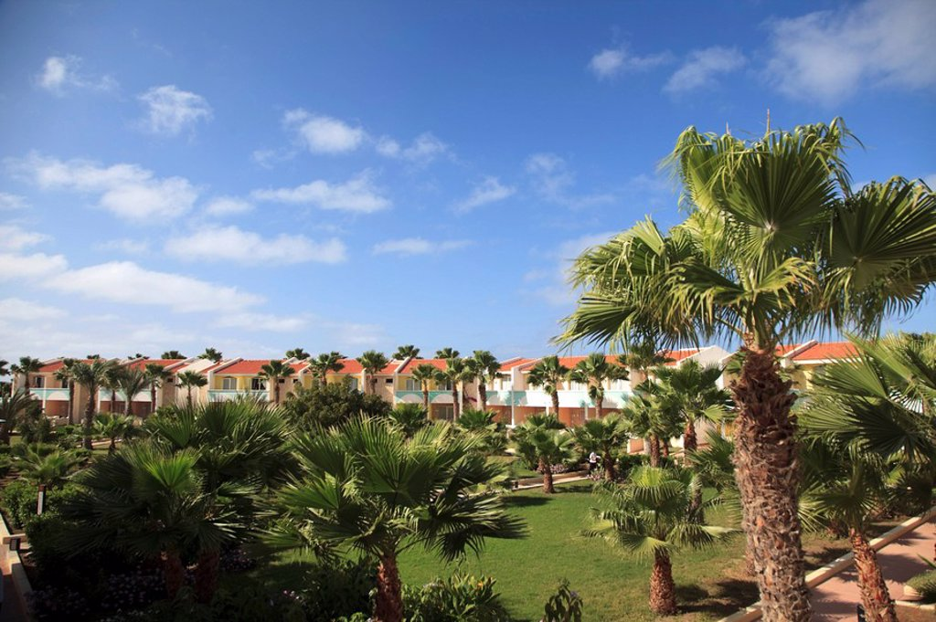 Stock Photo: 1609-34977 Cape Verde, Sal, Santa Maria, Crioula Resort