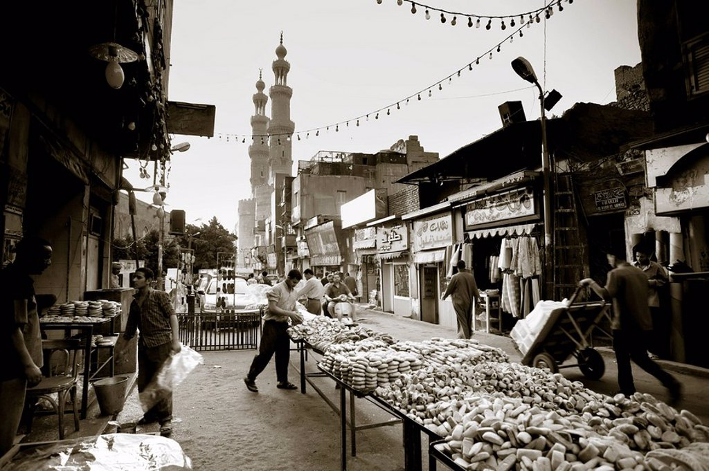 Stock Photo: 1609-35506 Egypt, Cairo, Islamic Quarter
