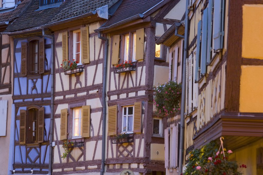 Colmar, Alsace, France : Stock Photo