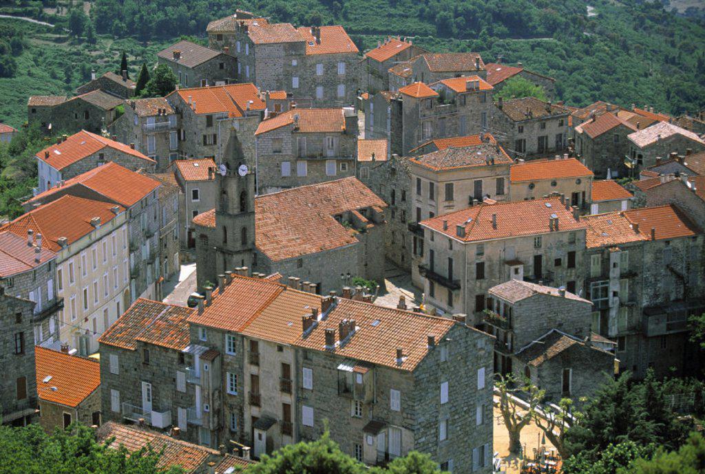 St. Lucie-de-Talland, Corsica, France : Stock Photo