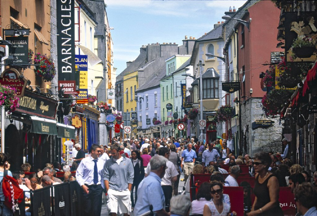 Stock Photo: 1609-5609 Galway, Co. Galway, Ireland