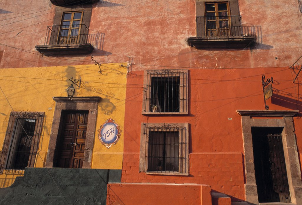 Stock Photo: 1609-7812 Guanajuato Mexico