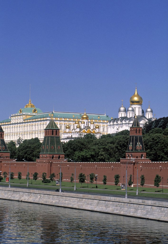 Stock Photo: 1609-9127 Kremlin, Moscow, Russia