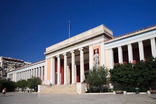 Stock Photo: 1609R-29658 Greece, Attica, Athens, National Archaeological Museum