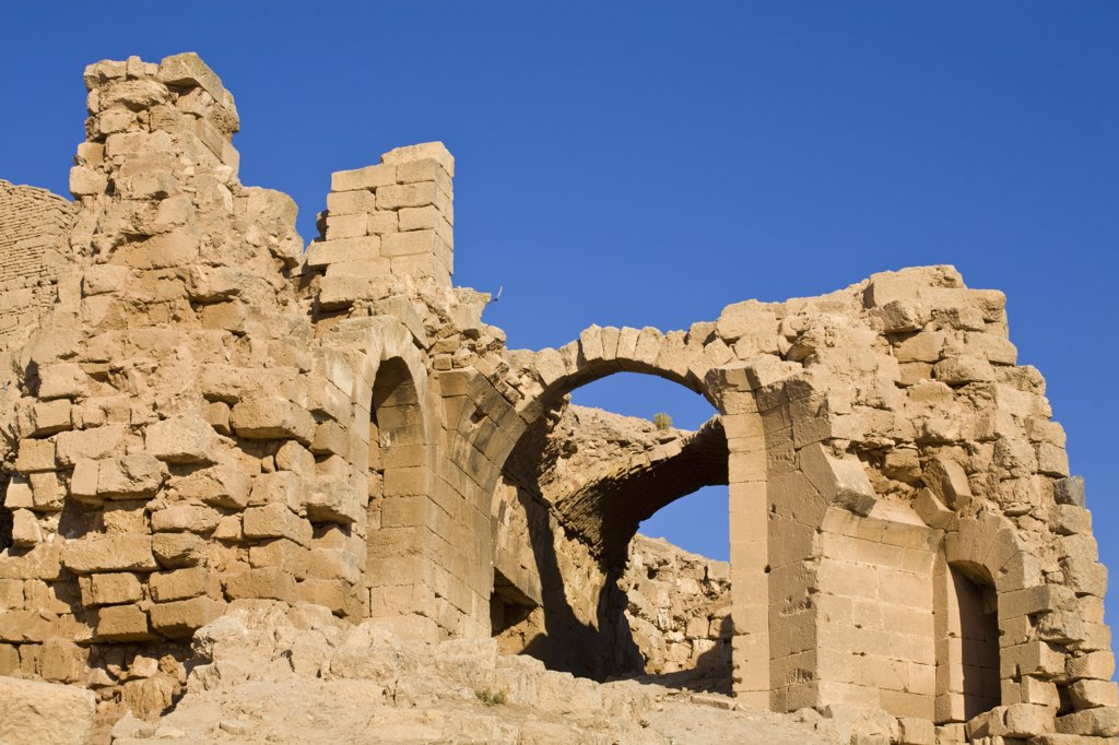 Turkey, Eastern Turkey, Harran, Ancient Kale - Fortress : Stock Photo