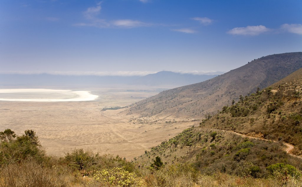 Stock Photo: 1609R-31650 Ngorongoro Conservation Area, Tanzania