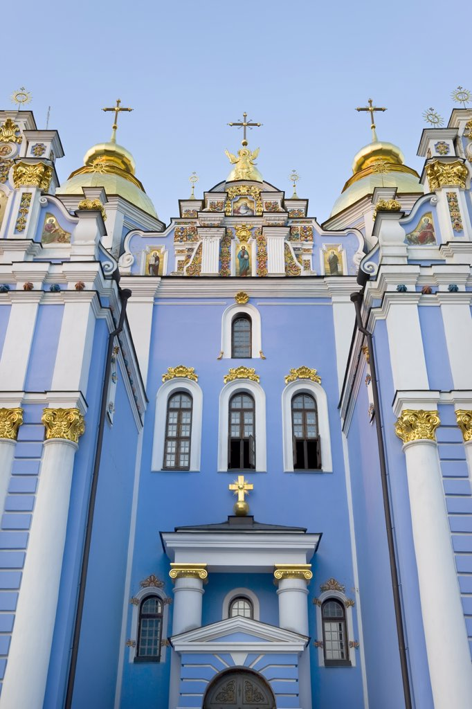 Stock Photo: 1609R-31662 St. Michael's Monastery, Kiev, Ukraine