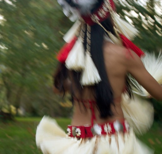 Native Dancer : Stock Photo