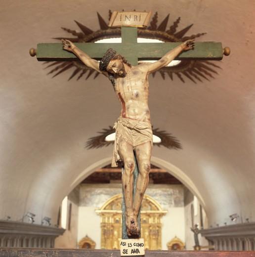 Stock Photo: 1626-2189 Crucifix