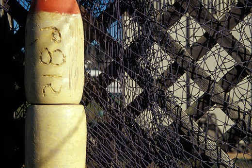 Stock Photo: 1626R-14609 Fishing Nets