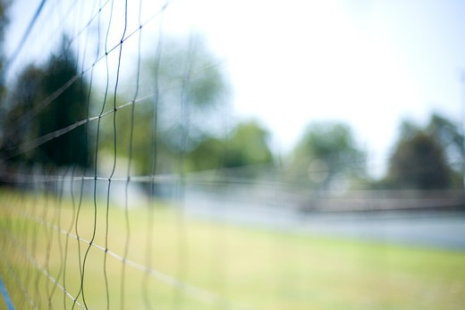 Stock Photo: 1626R-21723 Chicken Wire Fence