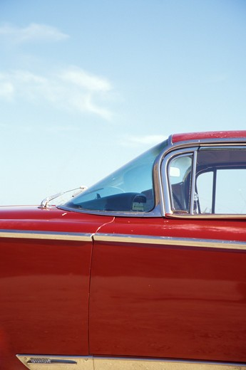 Stock Photo: 1626R-21803 Classic Buick with Chrome