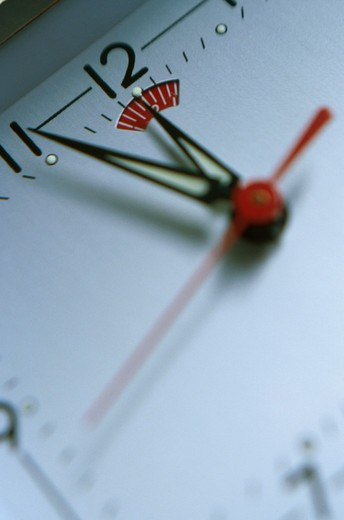 Ticking Clock : Stock Photo