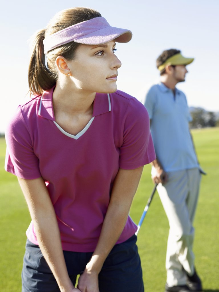 Young Golfer : Stock Photo