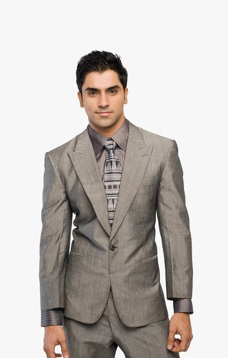 Stock Photo: 1657R-38116 Portrait of a businessman