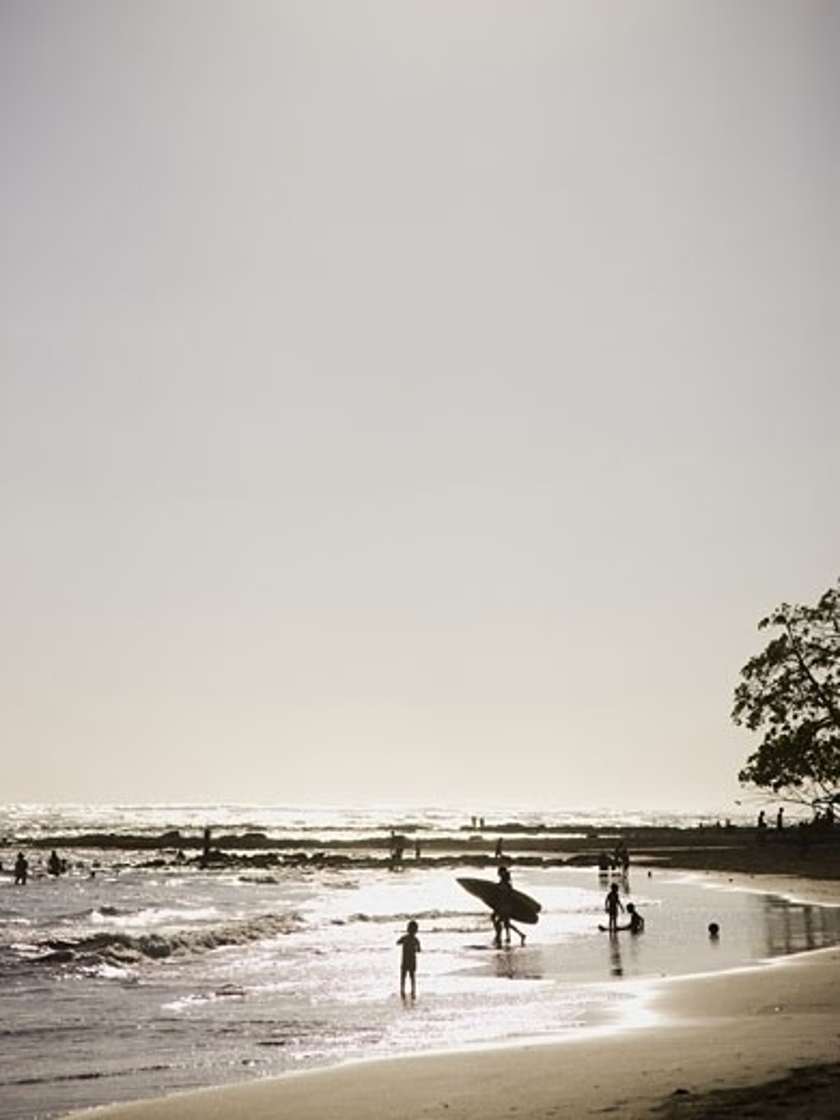 Stock Photo: 1660R-23686 beach scene