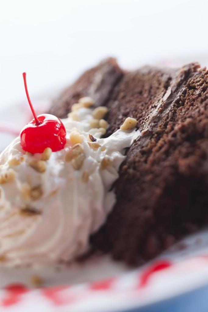Stock Photo: 1660R-50728 Dessert