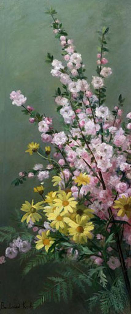 Stock Photo: 1661-366 Cherry Blossom Marthe Barbaud-Koch (1862-1928)