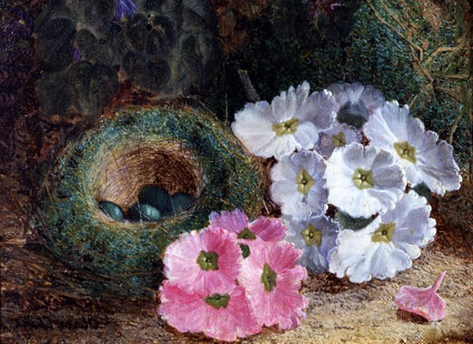 Stock Photo: 1661-371 Still Life Oliver Clare (ca.1853-1927 British)