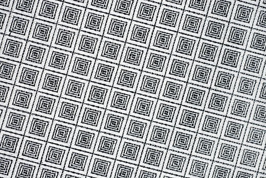 Stock Photo: 1663R-12093 Close-up of a pattern on fabric