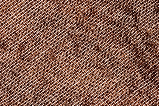 Stock Photo: 1663R-12792 Close-up of a fabric