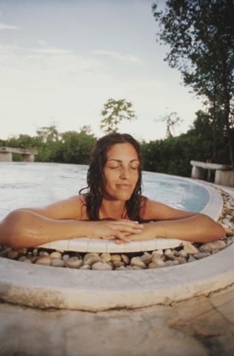 Providenciales, Turks and Caicos Islands, Bahamas, Caribbean : Stock Photo