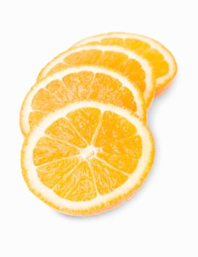 Orange slices : Stock Photo