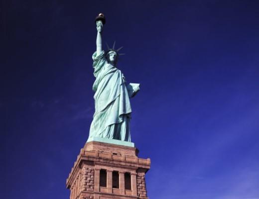 Statue of Libertty : Stock Photo