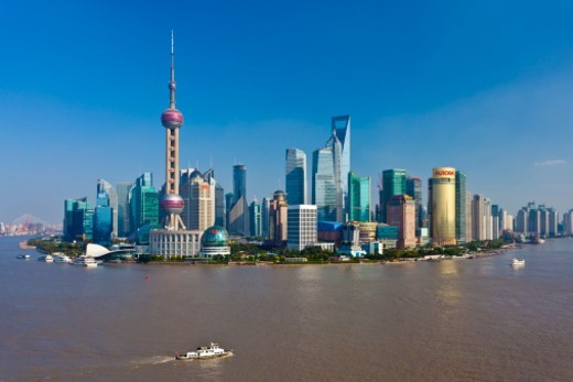 Shanghai, China. : Stock Photo