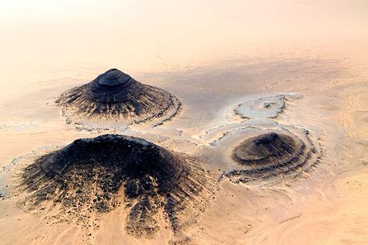 Africa, Niger, Djado Plateau : Stock Photo