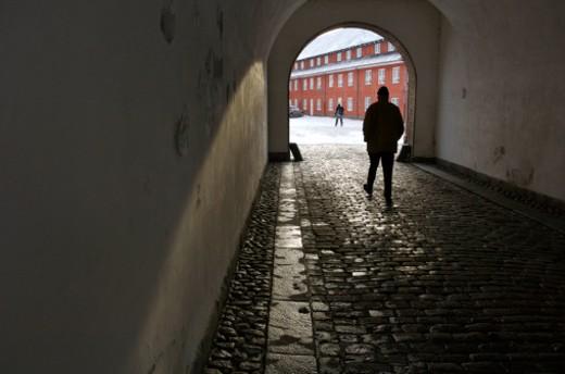 Copenhagen, Denmark, Scandinavian Peninsula : Stock Photo