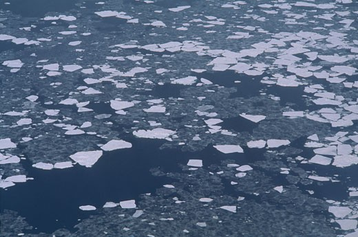 Norwegian Sea, Arctic Ocean. : Stock Photo