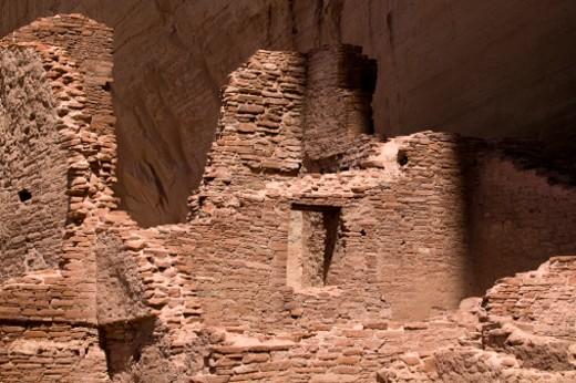 Canyon de Chelly National Monument, Arizona. : Stock Photo