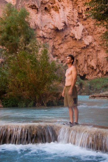 Havasu Canyon, Arizona. : Stock Photo