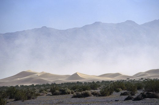 Death Valley, California, : Stock Photo