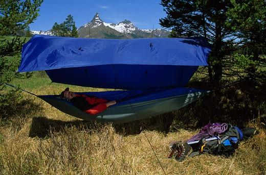 Stock Photo: 1701R-14993 Absaroka Mountains, Wyoming.