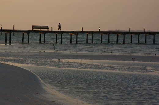 Anna Maria Island, Florida. : Stock Photo