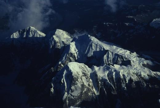 Mt. McKinley, Alaska. : Stock Photo