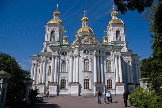 Stock Photo: 1701R-16636 St Petersburg, Russia.