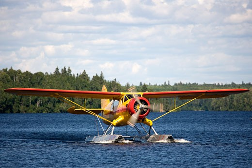 Stock Photo: 1701R-17547 Red Lake, Ontario, Canada.