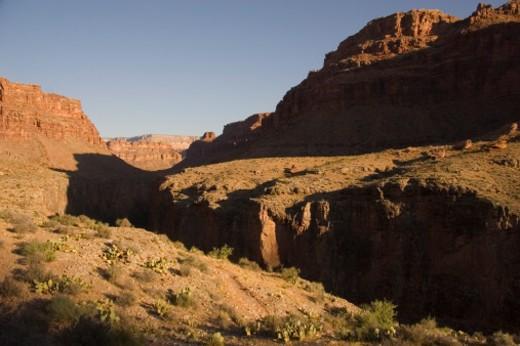 Havasu Canyon, Arizona. : Stock Photo